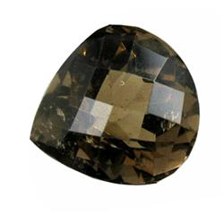 50.12ct Shimmering Natural Smoky Quartz Gem  (GEM-11813)
