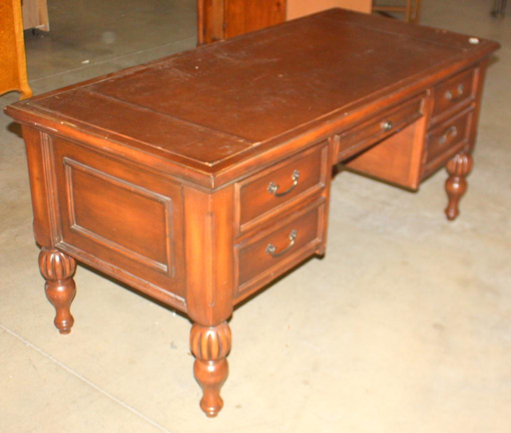 Old Wooden Desk ~ Antique wooden desk furniture