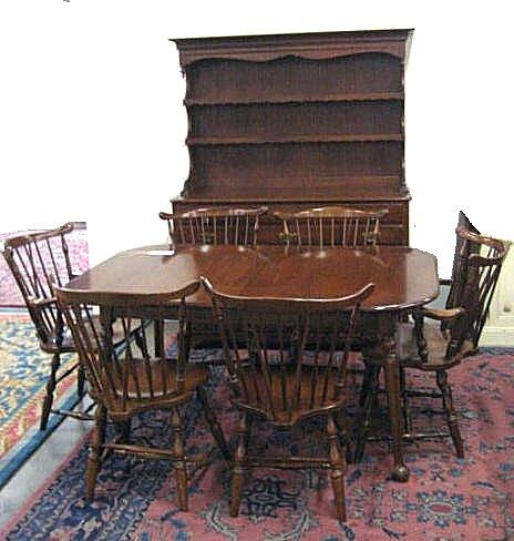 Antique Pennsylvania House Dining Room Furniture - Dining Room Sets