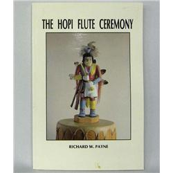 Soft Back Book The Hopi Flute Ceremony