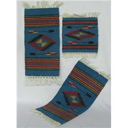 Three Southwestern Throws