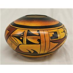 Mexican Polychrome Bowl