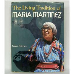 Book ''The Living Tradition of Maria Martinez''