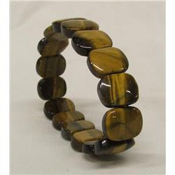Tiger Eye Stretch Band Bracelet