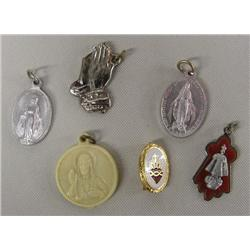 Devotional Religious Estate Jewelry