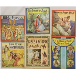 1940's Children's Bible Stories