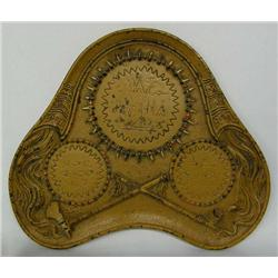 Cast Iron Indian Tray