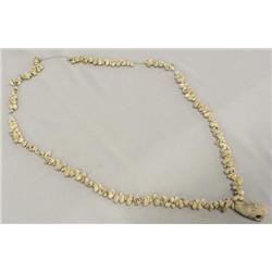 Precolumbian Shell Bead Necklace