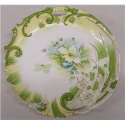 German Hand painted Fine Porcelain Bowl
