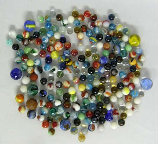 Pricing Collectible Marbles: 200 Plus Vintage Marbles