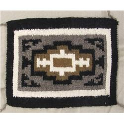 Navajo Two Grey Hills Rug Sampler