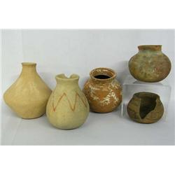 Collection of Prehistoric and Historic Pottery