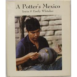 Hardback Book, Potter's Mexico by Whitaker