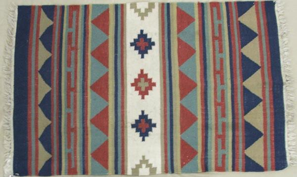Image 1 : Mexican Rug ...