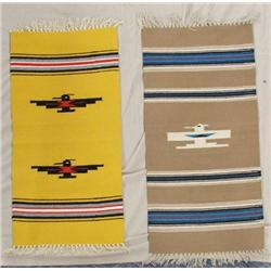 2 Chimayo Weavings