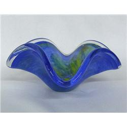 Murano Art Glass Bowl