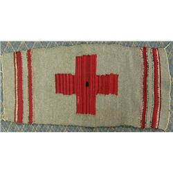 Mexican Cross Textile Rug