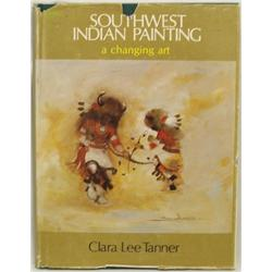 Book Southwest Indian Painting a Changing Art by Tanner