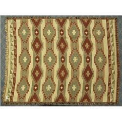 Southwestern Cotton Throw