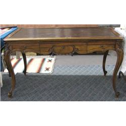 Vintage Queen Anne Parlor Desk MUST BE PICKED UP!