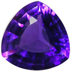 83.0ct Big Purple Color Change Amethyst Trillion (GEM-23348)