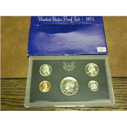 1971 US Proof Set