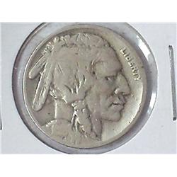1919-D Buffalo Nickel (Good)