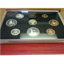 1984 United Kingdom Proof Set