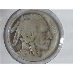 1920-D Buffalo Nickel (Good)