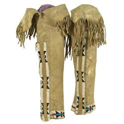 Arapaho Woman's Leggings