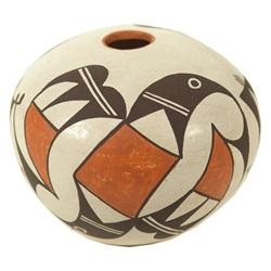 Acoma Pottery Jar - Lucy M. Lewis