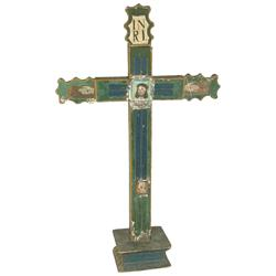Mexican Altar Cross