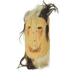 Cherokee Wooden Mask