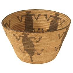Pima Figured Basket