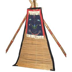 Blackfoot Tepee Rest
