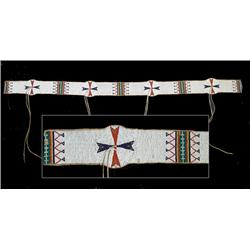 Sioux Blanket Strip
