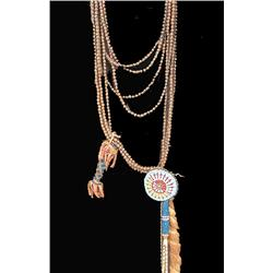 Kiowa Bandolier Necklace