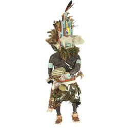 Hopi Kachina Doll - Wilfred Tewaiwena