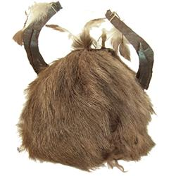 Navajo Buffalo Headdress
