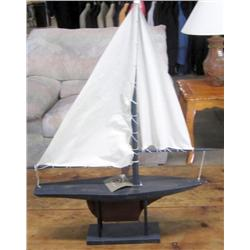 Small Sail Ship