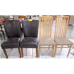 Lot 4 Chairs