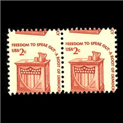 1977 RARE US Postage Stamp ERROR Mint (STM-0006)