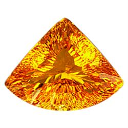 47.35ct Citrine Orange Fancy Cut  (GEM-23204)