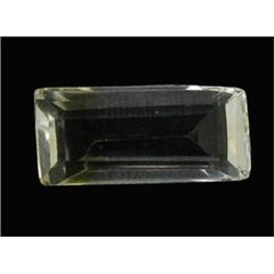 7.41ct Precious Lemon Citrine Gem Rectangle Cut (GEM-21539)