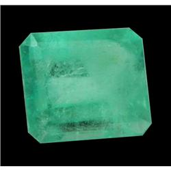 0.59ct. Rare VVS Top Grade Colombian Emerald (GEM-22476)
