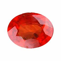 1.51ct Persimmon Songear Orange Sapphire  (GEM-21091)