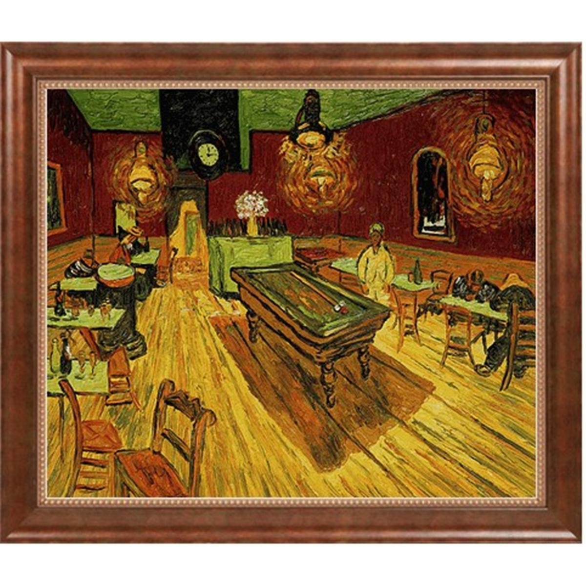 vincent van gogh the night cafe essay