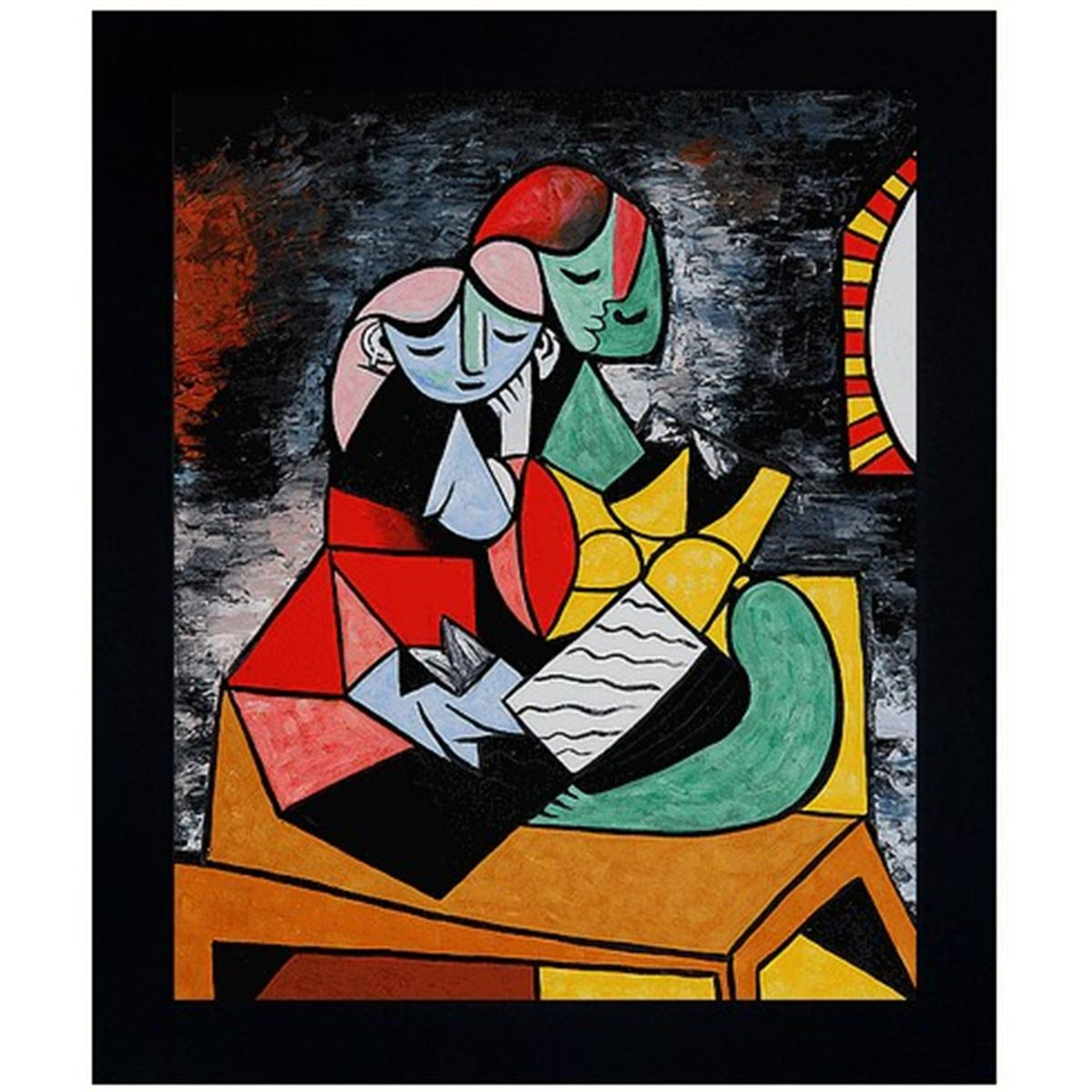 100% Hand painted oil painting on canvas Famous artist