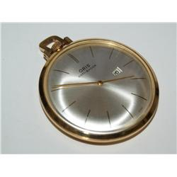 Oris Antishock Wind Up Vintage Pocket Watch