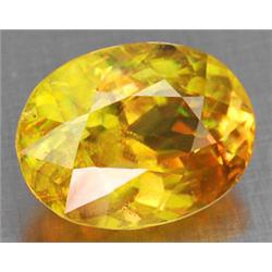 0.70ct Nice Natural Africa Sphene Gem  (GMR-0376)